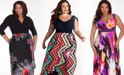 Plus Size Maxi Dresses: Get the Goddess Look
