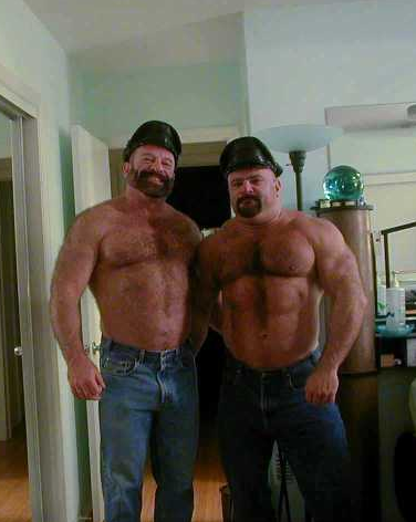 Were visited Mature men and bears hideaway assured, what