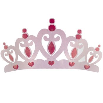 Pink Crown Metal Wall Decor Crown Wall Decor Princess Room