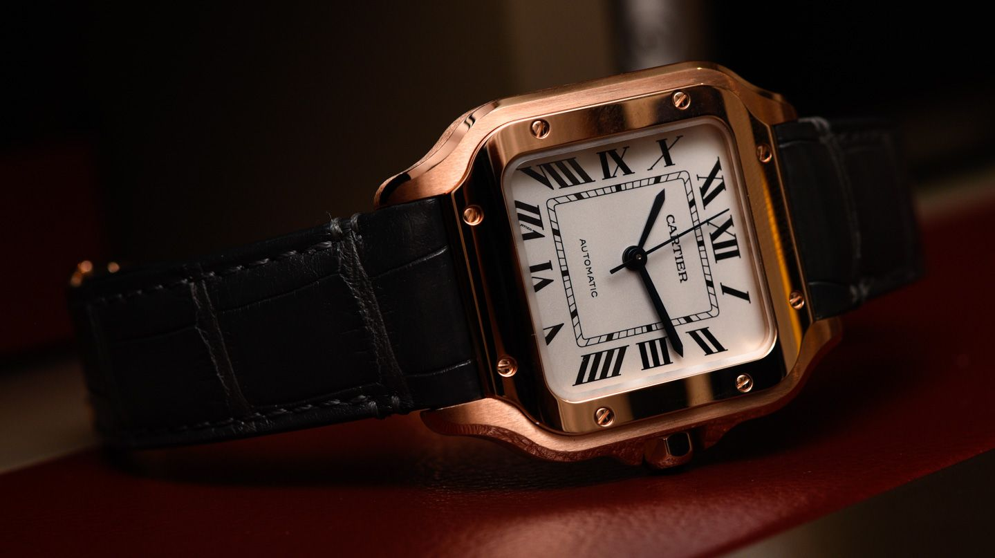 Cartier Santos Watches For 2018 Will Be A Hit With Buyers Hands On In 2020 Best Watches For Men Cartier Santos Watch Cartier Watches Mens