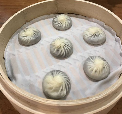 This Special Dessert Xiao Long Bao Is Made With A Very Fine And Very Delicious French Chocolate I Still Am Dr Din Tai Fung Special Desserts French Chocolate