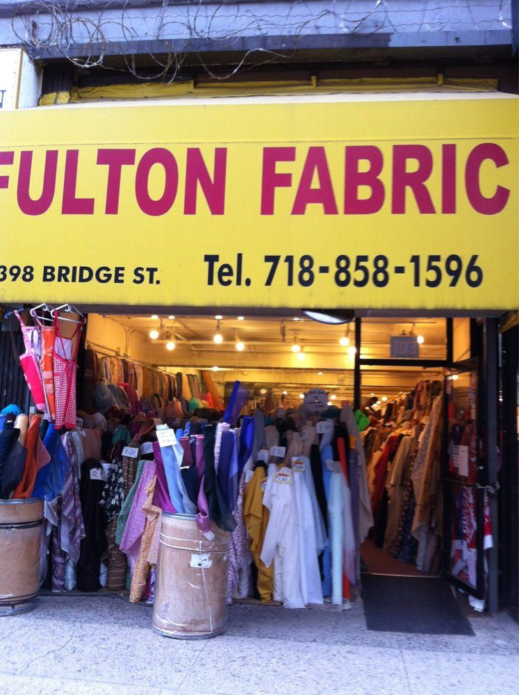Fabric Stores In Brooklyn Ny Travel Pinterest Pack Your Bags