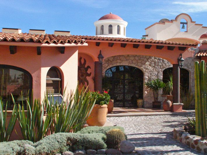 Absolutely Beautiful Mexican Style Home Built All In One