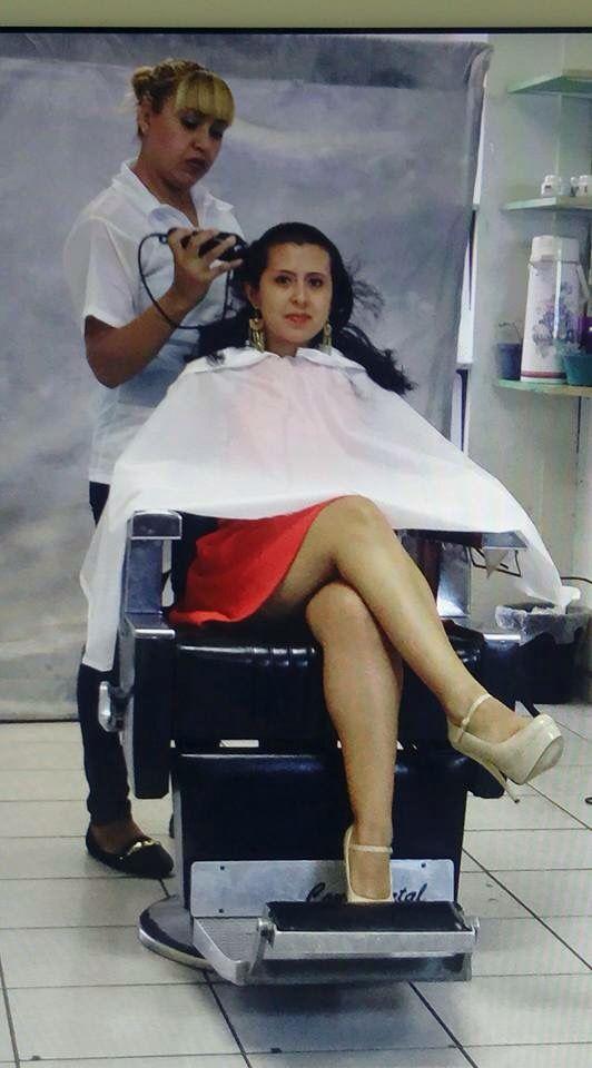 Barberette Coiffure Coupe De Cheveux Coiffeur