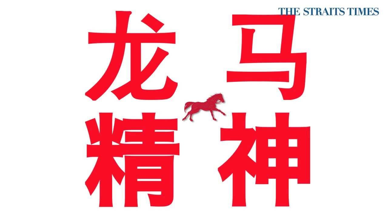 video » 8 ways to say Happy New Year - in Chinese dialects #cny ...