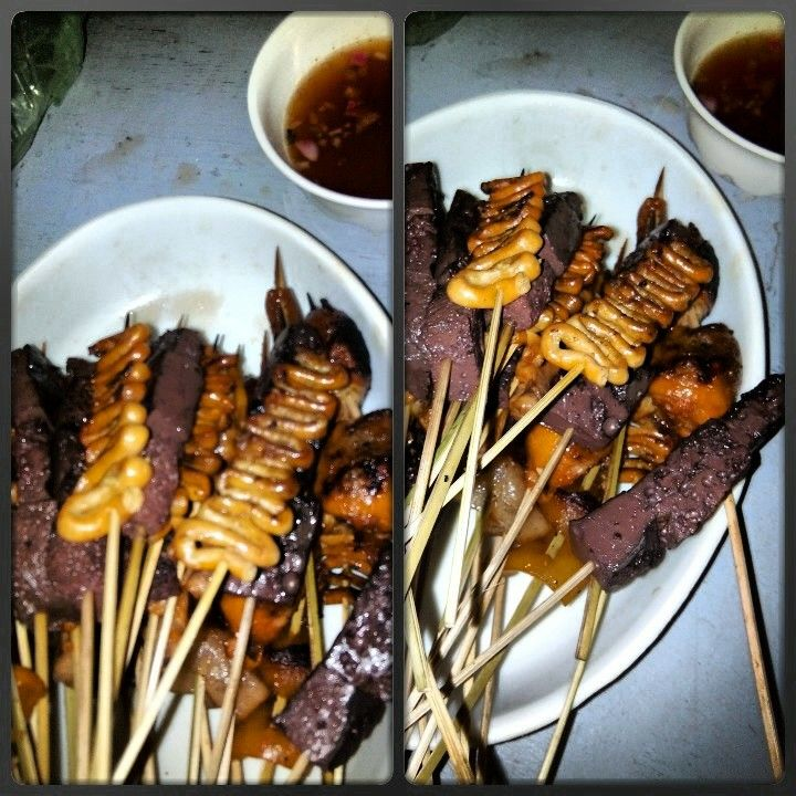 exptic food from Philippines