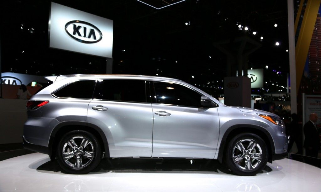 new car models release dates 20142016 Toyota Highlander Full Size SUVside After the 2015 model