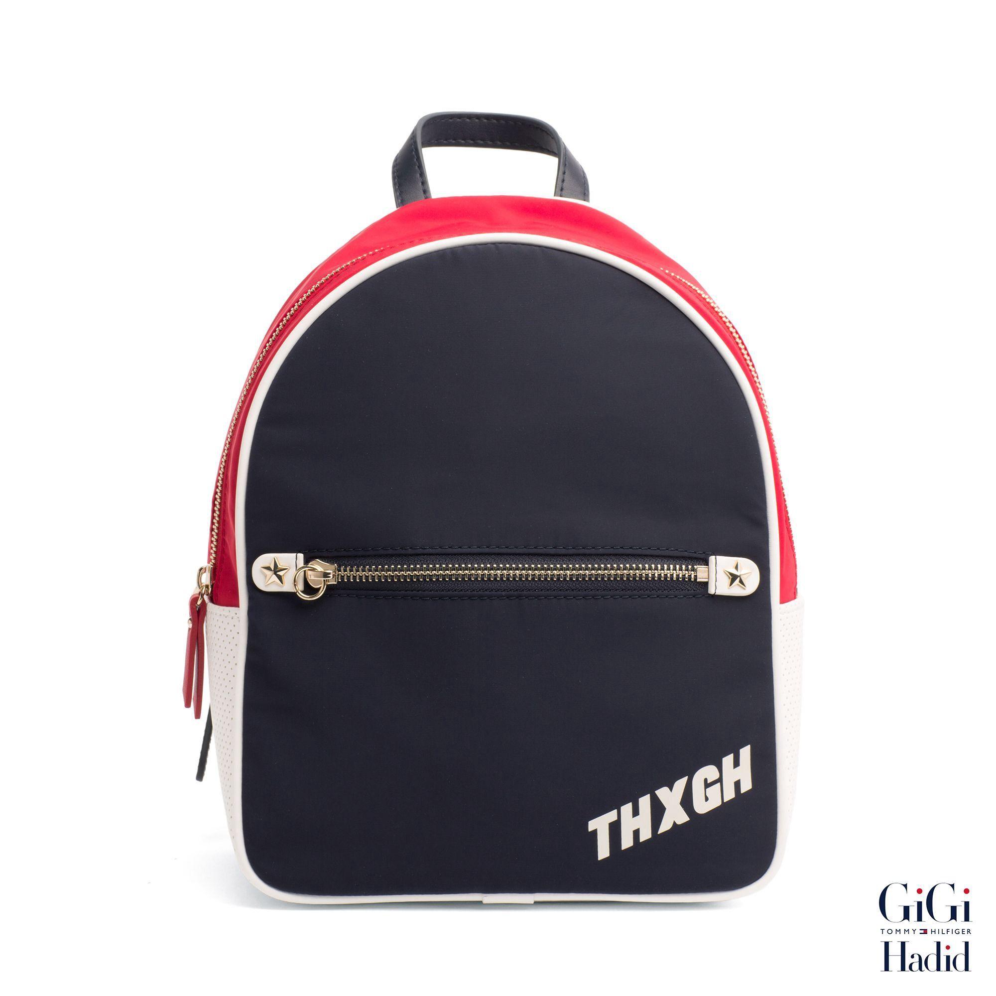 Tommy Hilfiger Gigi Hadid Mini Backpack noir à acheter en