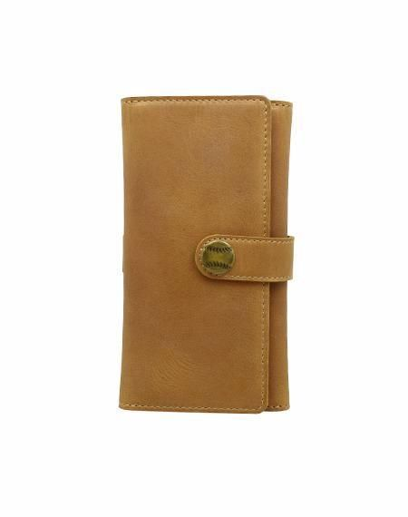 Mira Glove Leather Wallet Baseballism Glove Leather Pinterest