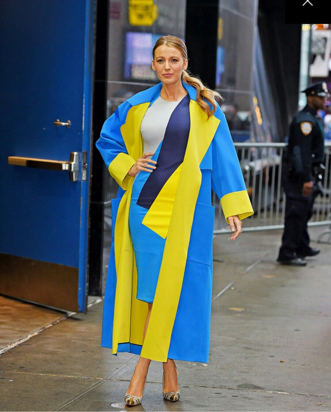 Pin by Yummee on Fashion   Blake lively style, Celebrity