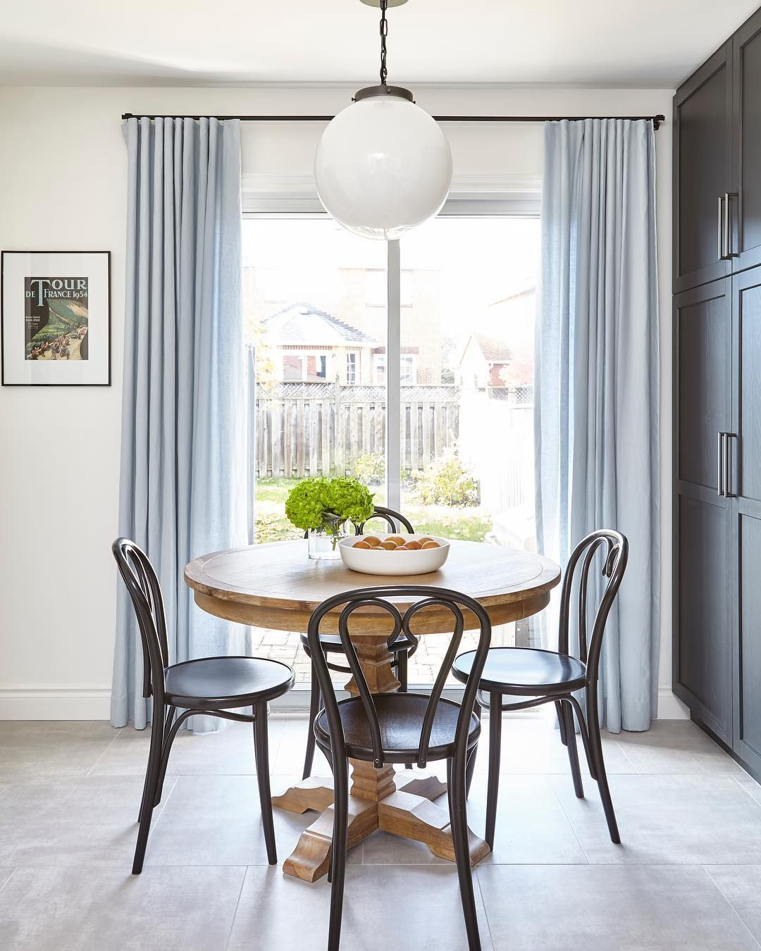 Vanessa Francis On Instagram Are You Tired Of Seeing My Sister S Kitchen Yet I Sliding Glass Door Curtains Sliding Glass Door Dining Room Design Modern