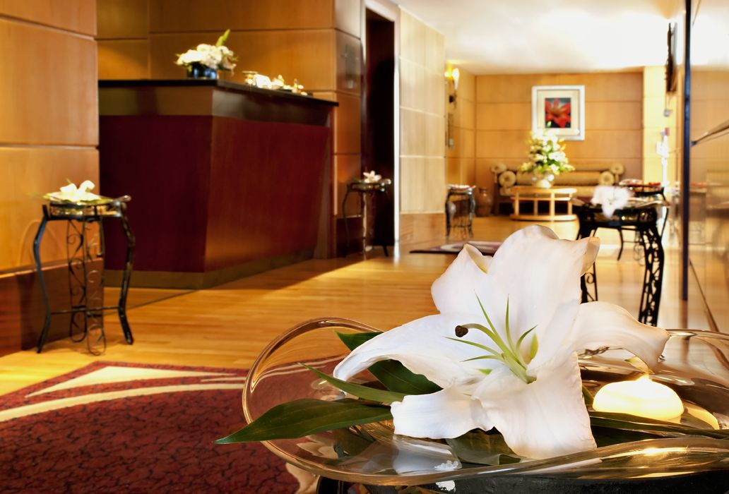 One of the finest Spas in the city, Taj Spa offers ...