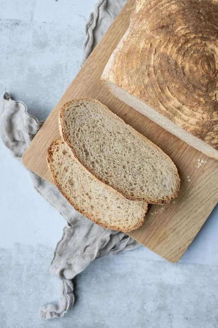 lækkert brød til maden