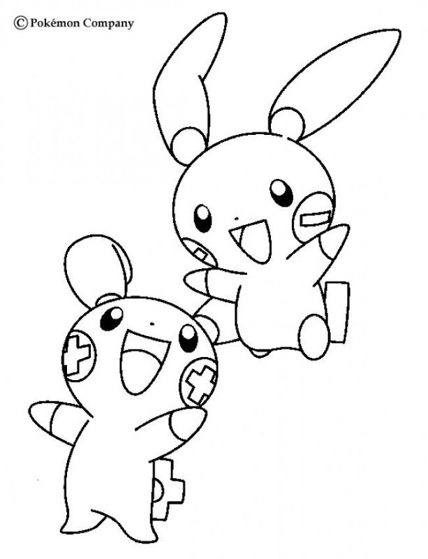 Find This Pin And More On Pokemon Free Advanced Coloring Page