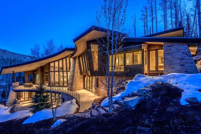 Luxury real estate in park city ut us stunning mountain modern ski escape jamesedition