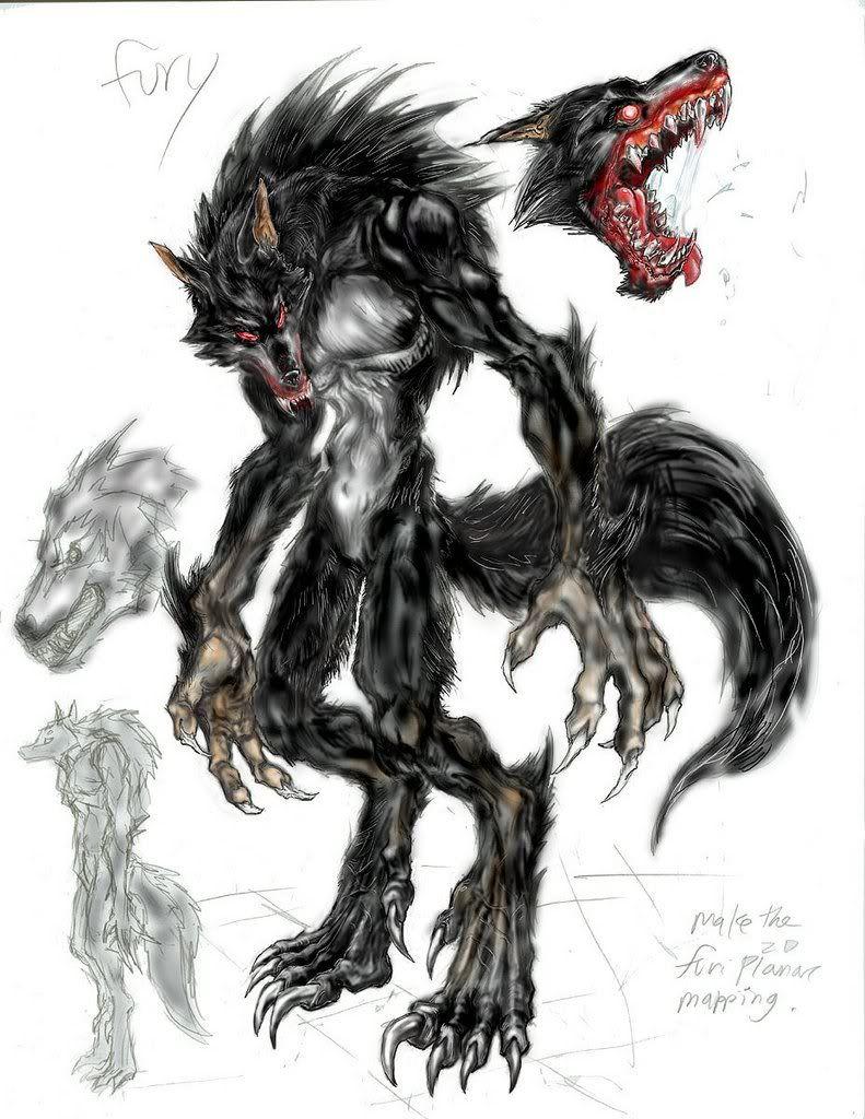humanoid werewolf wwwpixsharkcom images galleries