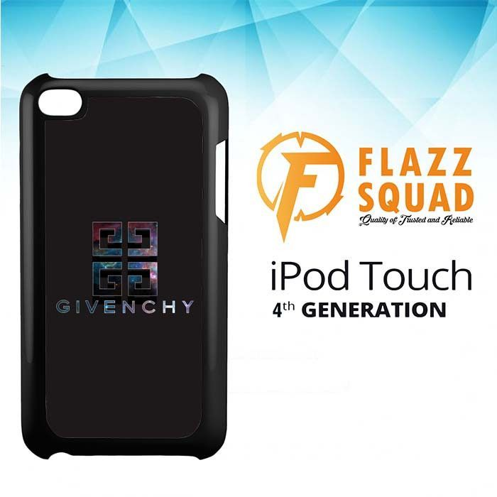 givenchy logo Galaxy Z3925 iPod Touch 4 Case