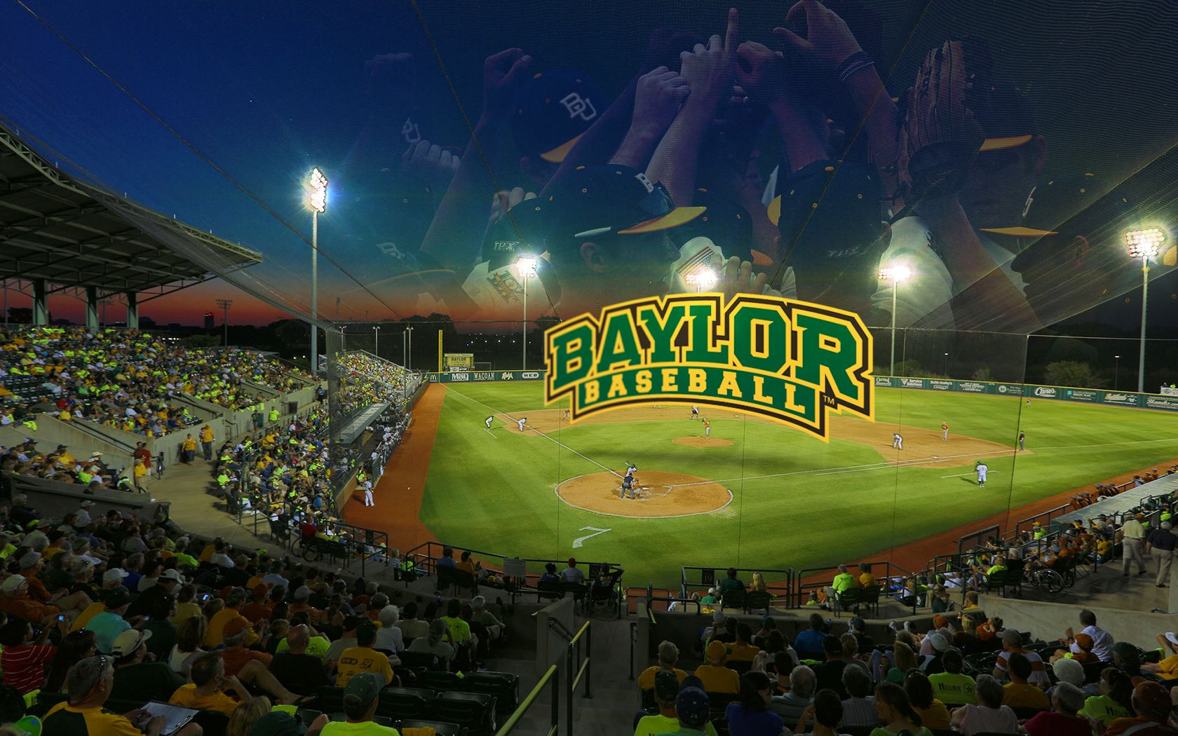 It must be spring Baylor Baseball season is here