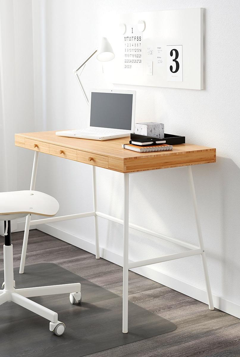 Schreibtisch Lillasen Von Ikea Bild 6 Ikea Schreibtisch