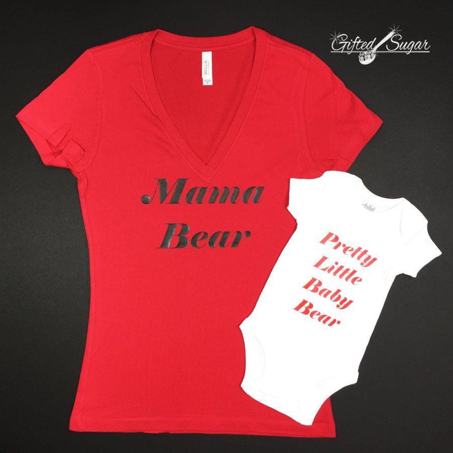 Mama Bear, Pretty Little Baby Bear, Gifted Sugar