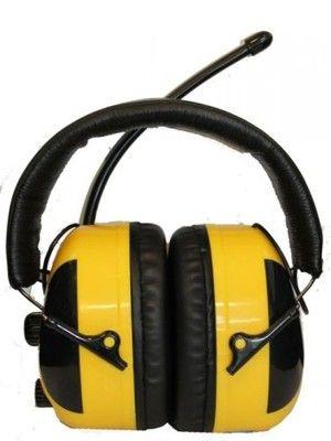 Sluchawki Ochronne Bhp Nauszniki Z Radiem I Mp3 6942533278 Oficjalne Archiwum Allegro Headphones Electronic Products Headset