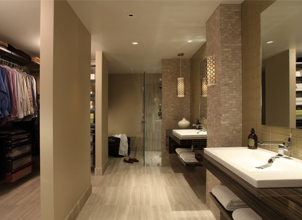Ferguson Plumbing Locations for a Contemporary Bathroom with a ...
