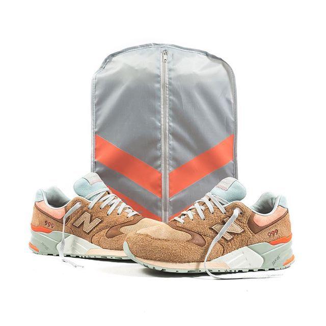 new balance 999 packer shoes