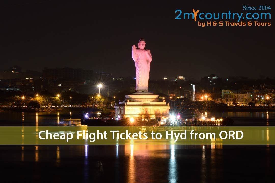 Find Cheap Flights from Chicago to Hyderabad with 2mycountry. Enjoy huge discounts on ORD to HYD flight tickets. Book now & Save Big!   #ordtohydtickets #airlinetickets #2mycountry #cheapflights #airfare #cheapairline #ordtohyd #Fly #airlinedeals #flighttickets #travelphotography #traveltheworld #travelpics #travelphoto #travellers #advanturetravel #worldtravel #travellover #advantureanywhere #advanturelife travelog #travelAlways