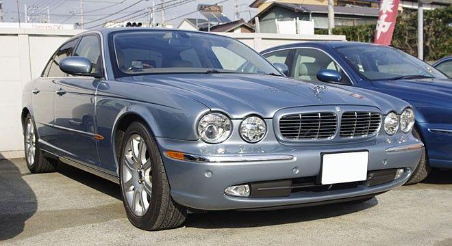 2004 Jaguar Xj8 자동차