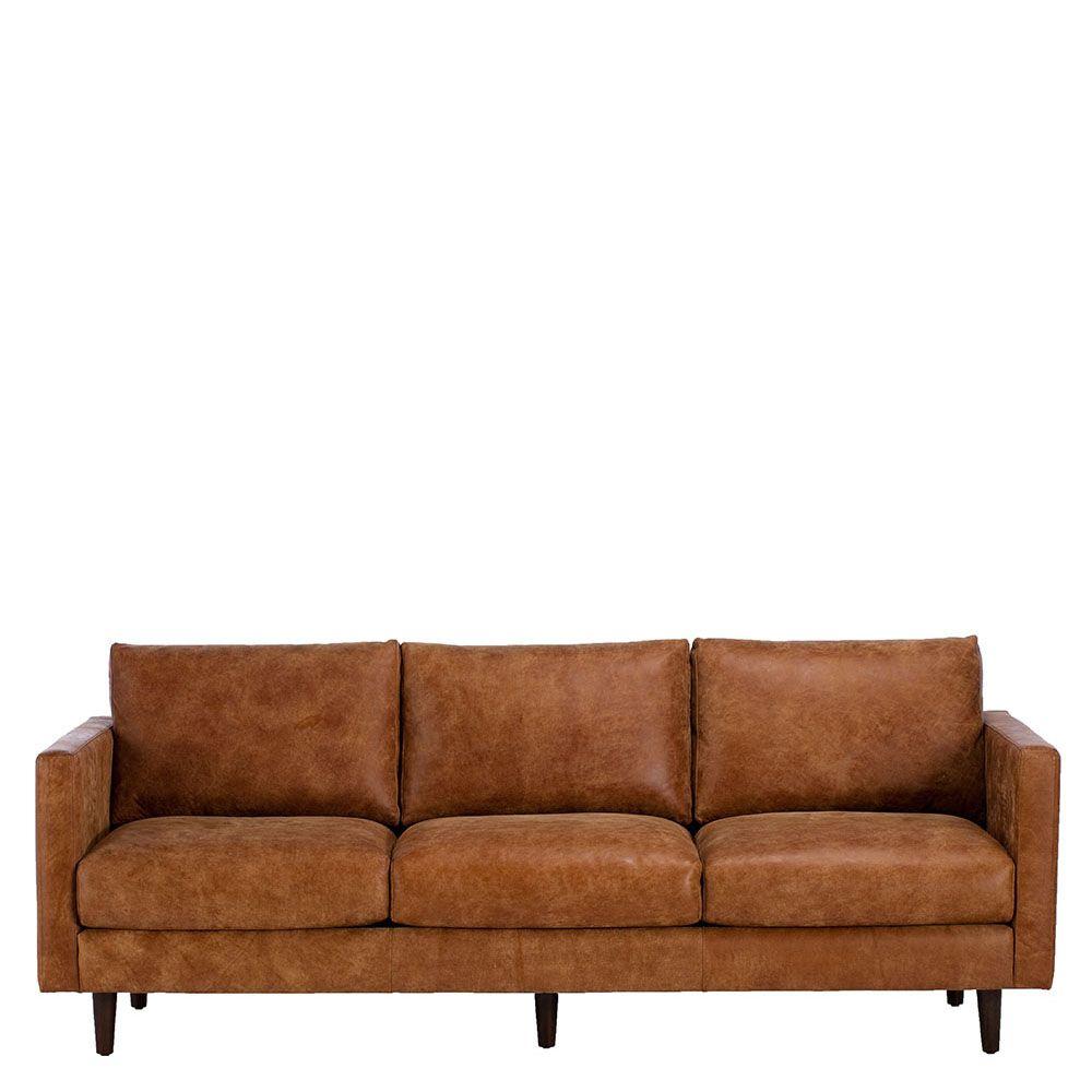 63f39227525 Caruso Outback Leather Sofa