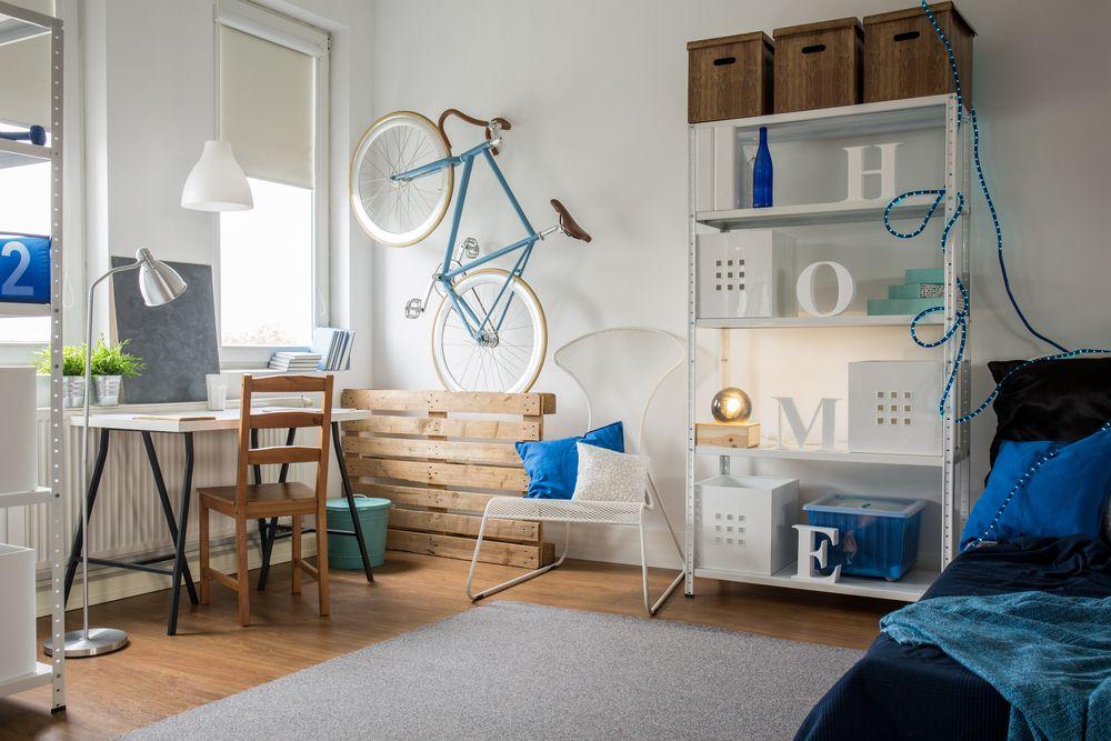 Platzsparmöbel für kleine Räume und enge Nischen WOHNEN - einrichtungsideen raeume wohnung interieur bilder