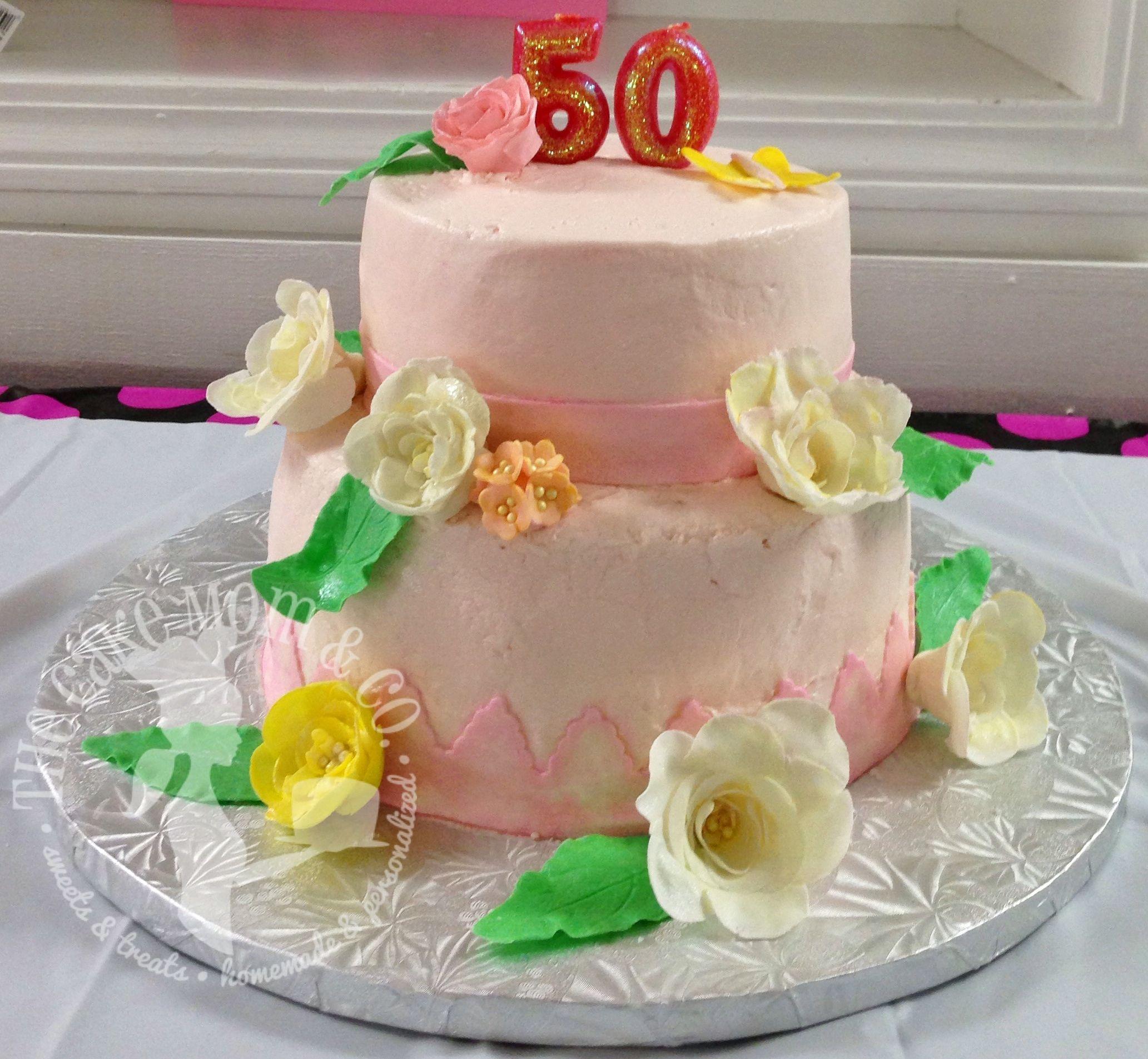 Classic Birthday Cakerecipe Myrecipes