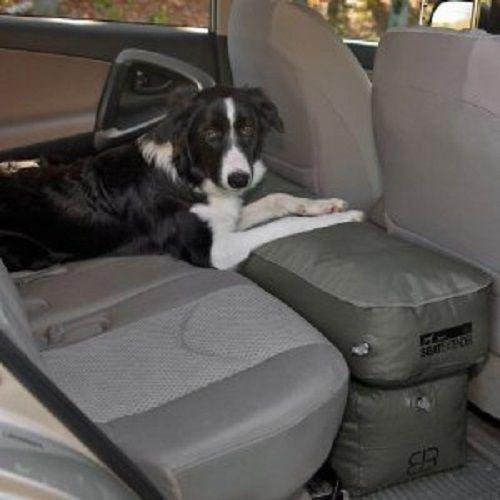 Amazon Petego Car Seat Extender Inflatable Platform Automotive Pet Covers Supplies