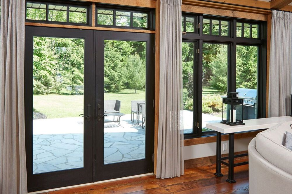 Frenchclad Pollard Windows Amp Doors In 2019 Black