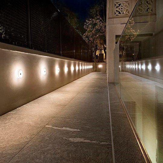 flos outdoor lighting. Mini Button: Discover The Flos Outdoor Lamp Model Button Lighting