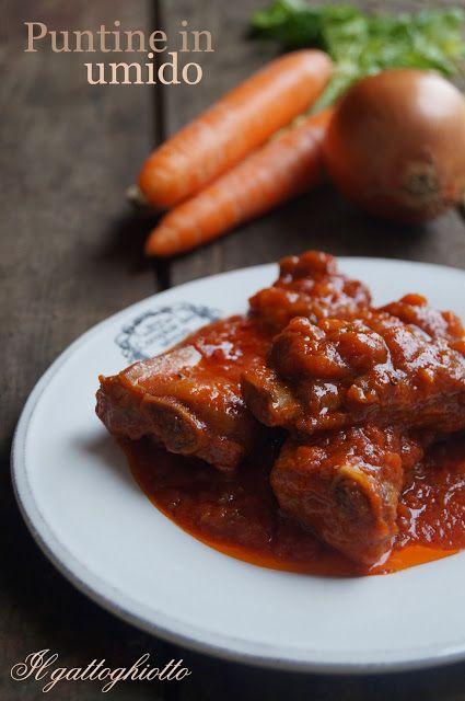 Photo of Stewed pork tips … week dedicated to comfort …