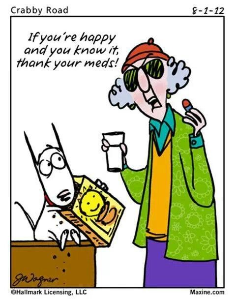Pin By Peggy Samolczyk On Maxine So Funny Humor Funny Cartoons Funny