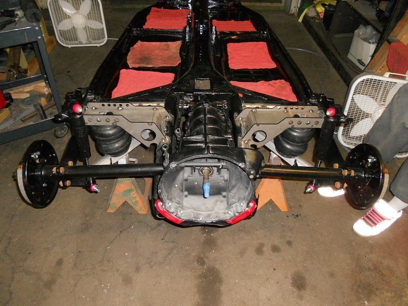 Vw Beetle Airkewld Swing Axle Air Ride Kit Bag Mockup