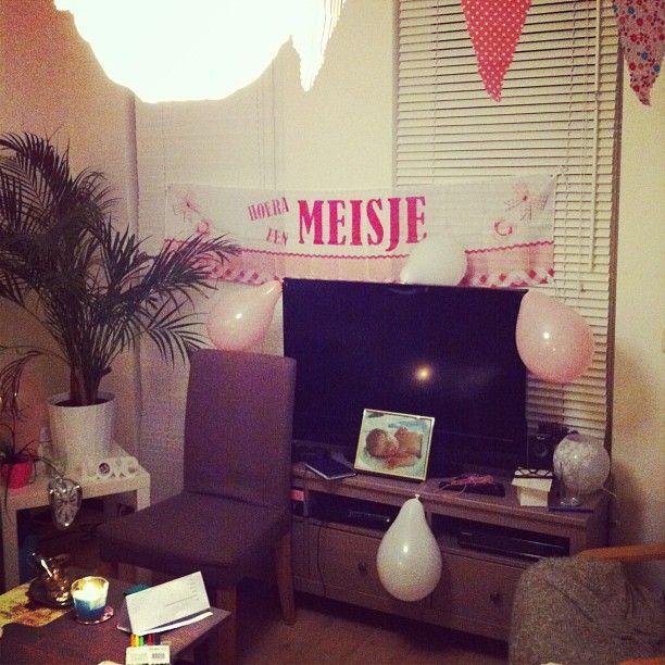 Kelly Caresse | Babyshower : Hoe zag mijn babyshower eruit? Meisje en zwanger