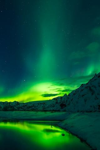 Aurora Borealis Northern Lights Iceland Philrickphotos Northern Lights Iceland Iceland Waterfalls
