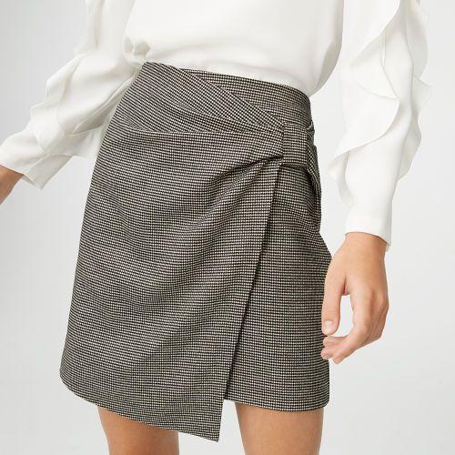 35fdf5aef3 Women | Mini | Chavelle Flannel Skirt | Club Monaco | < shopping ...