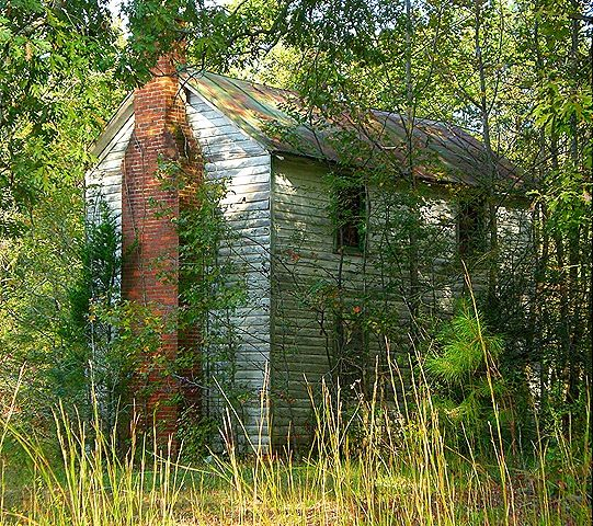 """""""Last Day In Virginia"""" -- [An Abandoned House In *Urbanna"""