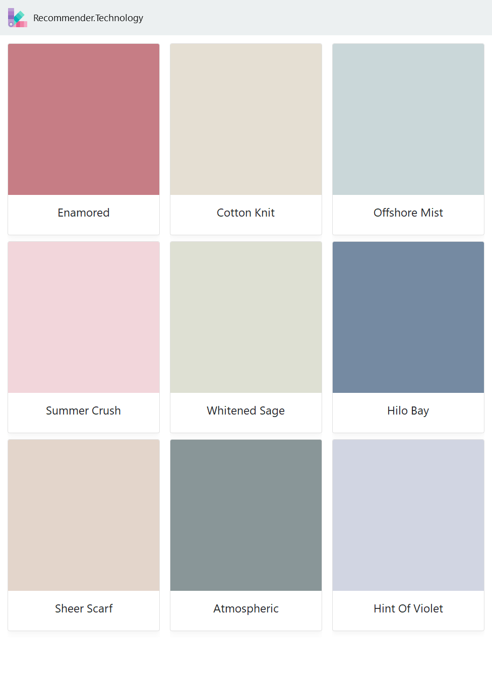 Enamored Summer Crush Sheer Scarf Cotton Knit Whitened Sage Atmospheric Offshore Mist Hilo Bay Hint Of Violet Behr Paint Colors Paint Colors Behr Paint [ 1360 x 976 Pixel ]