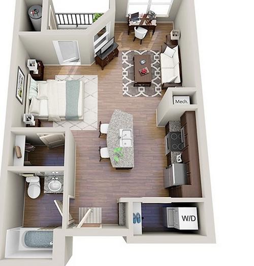 Layout Studio Apartment Floor Plans Apartment Layout Studio Apartment Layout