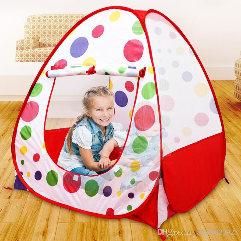 Baby Kids Toy Play House Play Tent Kids Toddler Outdoor Indoor ...