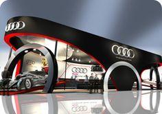 展示会 デザイン集|展示会ブースのデザインや装飾ならエクスキューブ株式会社
