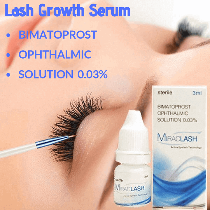 (50%OFF-Last Day) Eyebrow & Eyelash Growth Treatment Liquid