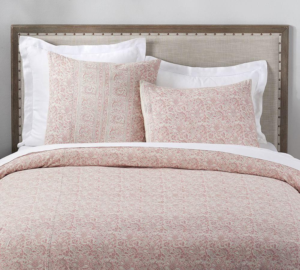 Larsa Kalamkari Cotton Duvet Cover Amp Shams In 2019 Bed