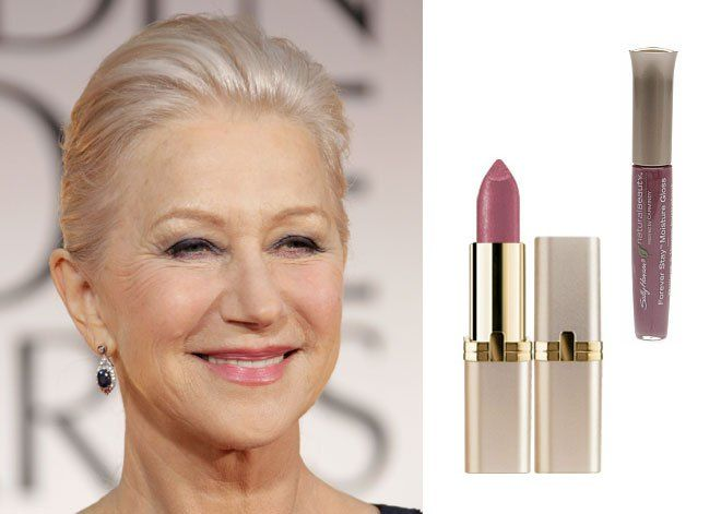 The Best Lip Shades For Your Hair Color How To Color Eyebrows