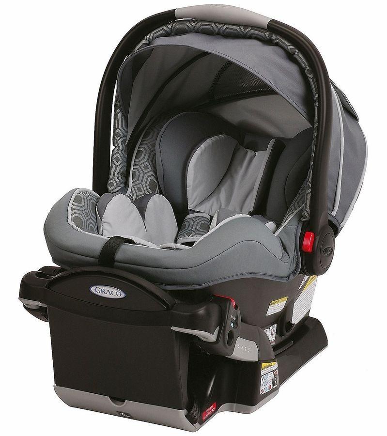 Graco Snugride Baby Car Seat Infant Safety Newborn Auto Cat ...